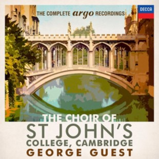 Choir of St. John's College, Cambridge: Complete Argo Recordings - CD / Box Set - Music Classical Music