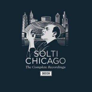 Georg Solti: Chicago - CD / Box Set - Music Classical Music