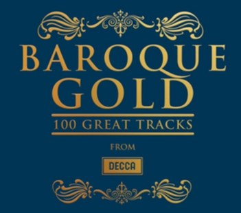 Baroque Gold: 100 Great Tracks from Decca - CD / Box Set - Music Classical Music