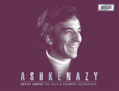Ashkenazy: The Solo & Chamber Recordings - CD / Box Set - Music Classical Music