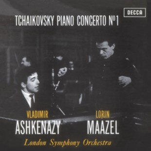 "Tchaikovsky: Piano Concerto No. 1 - Vinyl / 12"" Album by  (0028948322565) - Vinyl - Music Classical Music"
