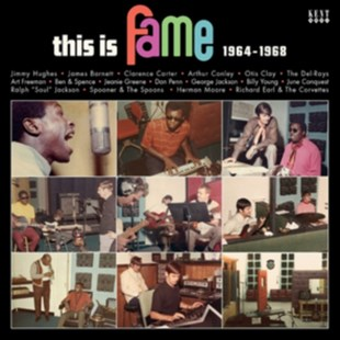 "This Is Fame 1964-1968 - Vinyl / 12"" Album by  (0029667005111) - Vinyl - Music R&B"