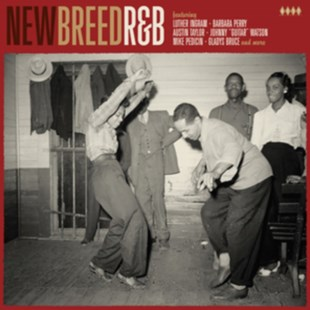"New Breed R&B - Vinyl / 12"" Album by  (0029667006811) - Vinyl - Music R&B"