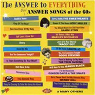Answer to Everything, The - Girl Answer Songs of the 60s - CD / Album - Music Rock