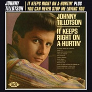 It Keeps Right On A-hurtin'/you Never Can Stop Me.. - CD / Album - Music Rock