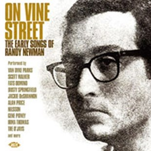 On Vine Street - The Early Songs of Randy Newman - CD / Album - Music Rock