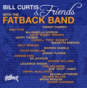 Bill Curtis & Friends With Fat - CD / Album - Music