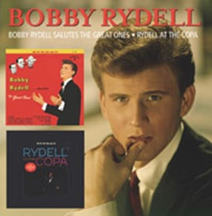 Bobby Rydell Salutes The Great Ones/Ryde - CD / Album - Music