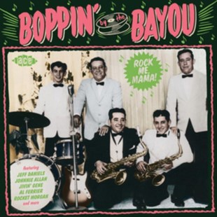 Boppin' By the Bayou - CD / Album - Music Blues