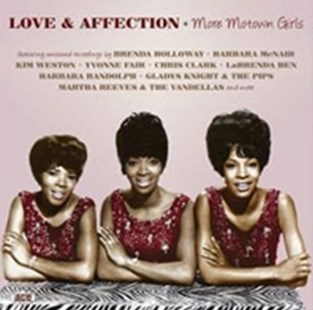 Love and Affection - CD / Album - Music R&B