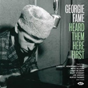 Georgie Fame Heard Them Here First - CD / Album - Music Rock