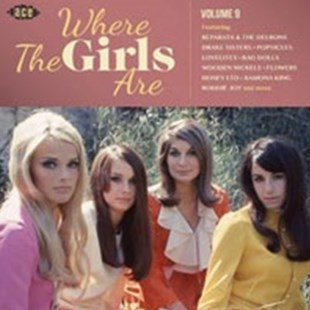 Where the Girls Are - CD / Album - Music Rock