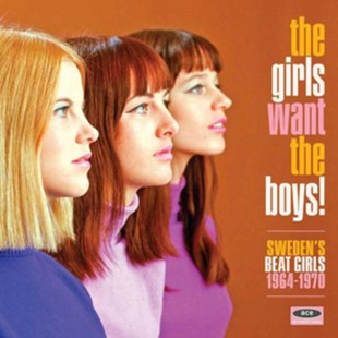 The Girls Want the Boys! - CD / Album - Music Rock