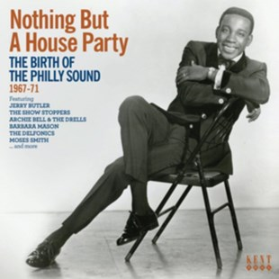 Nothing But a Houseparty - CD / Album - Music R&B