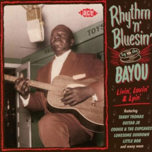 Rhythm 'N' Bluesin' By the Bayou - CD / Album - Music R&B