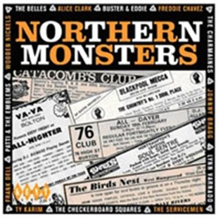 Northern Monsters - CD / Album - Music R&B