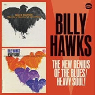 New Genius Of The Blues/More Heavy Soul - CD / Album - Music Jazz