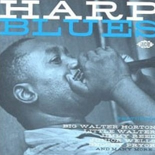 Harp Blues - CD / Album - Music Blues