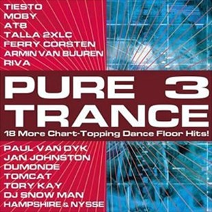 PURE TRANCE 3 - CD / Album - Music