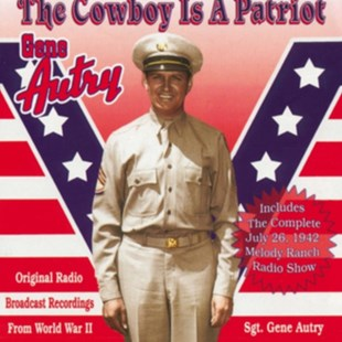 The Cowboy Is a Patriot - CD / Album - Music Country