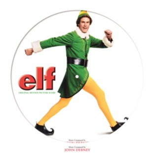 "Elf - Vinyl / 12"" Album Picture Disc - Music Soundtracks"