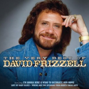 The Very Best of David Frizzell - CD / Album - Music Country