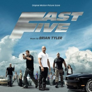 Fast Five - CD / Album - Music Soundtracks