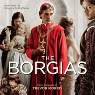 The Borgias - CD / Album - Music Soundtracks