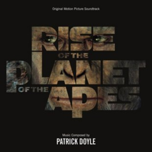 Rise of the Planet of the Apes - CD / Album - Music Soundtracks