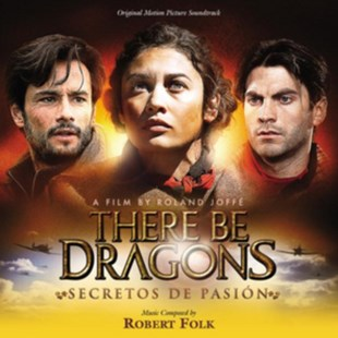 There Be Dragons - CD / Album - Music Soundtracks