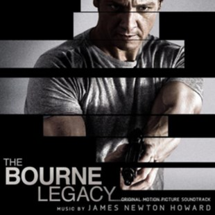 The Bourne Legacy - CD / Album - Music Soundtracks