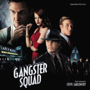 Gangster Squad - CD / Album - Music Soundtracks