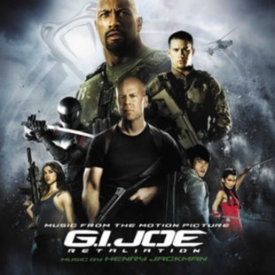 G.I. Joe: Retaliation - CD / Album - Music Soundtracks