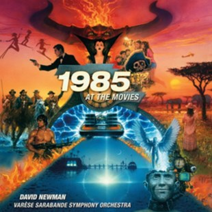 1985 at the Movies - CD / Album - Music Soundtracks