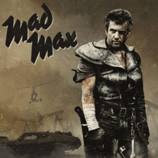 "Mad Max - Vinyl / 12"" Album Box Set - Music Soundtracks"