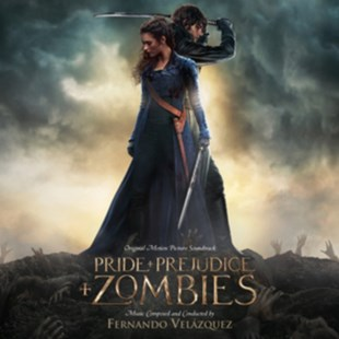 Pride and Prejudice and Zombies - CD / Album - Music Soundtracks