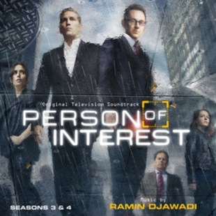 Person of Interest: Seasons 3 & 4 - CD / Album - Music Soundtracks