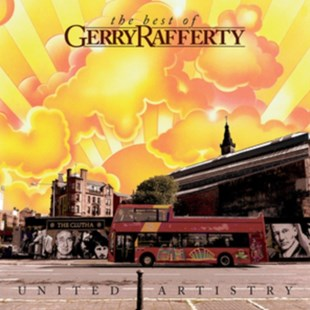United Artistry: The Very Best of Gerry Rafferty - CD / Album - Music Rock