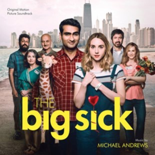 The Big Sick - CD / Album - Music Soundtracks