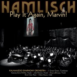 Play It Again, Marvin! - CD / Album - Music Soundtracks