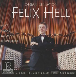 Organ Sensation - CD / Album - Music