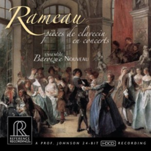 Rameau: Pieces De Clavecin En Concerts - CD / Album - Music Classical Music