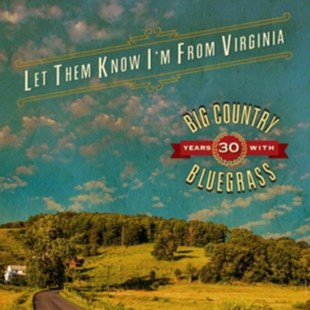 Let Them Know I'm from Virginia - CD / Album - Music Country