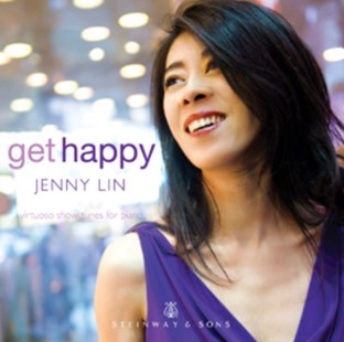 Jenny Lin: Get Happy - CD / Album - Music Classical Music