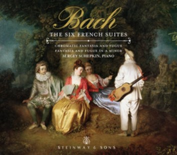 Bach: The Six French Suites - CD / Album - Music Classical Music