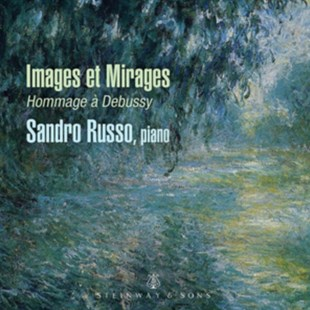 Sandro Russo: Images Et Mirages - Hommage À Debussy - CD / Album - Music Classical Music