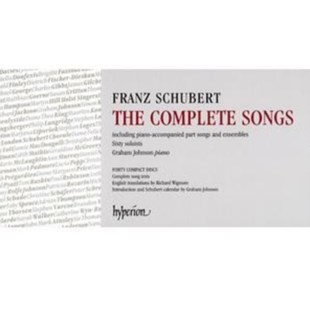 Franz Schubert - The Complete Songs - CD / Box Set - Music Classical Music