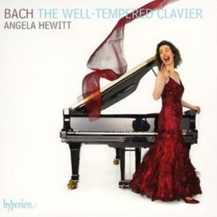 Well-tempered Clavier, The (Hewitt) - CD / Album - Music Classical Music