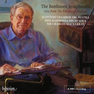 Beethoven Symphonies, The - Live from the Edinburgh Festival - CD / Album - Music Classical Music