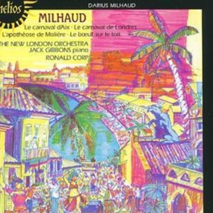 Le Carnaval D'aix (Corp, New London Orchestra) - CD / Album - Music Classical Music